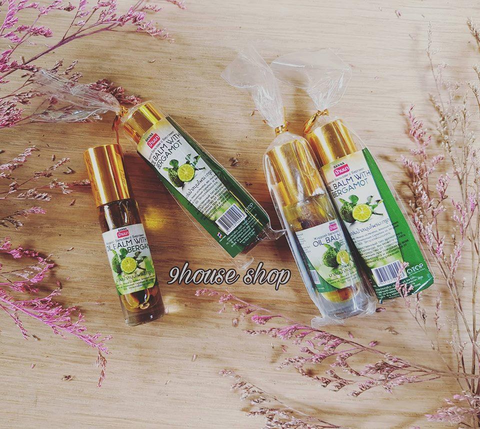 Hình ảnh Dầu Thảo Mộc Ngâm Cam Bergamot tốt cho người trầm cảm (nhập khẩu Thái Lan)