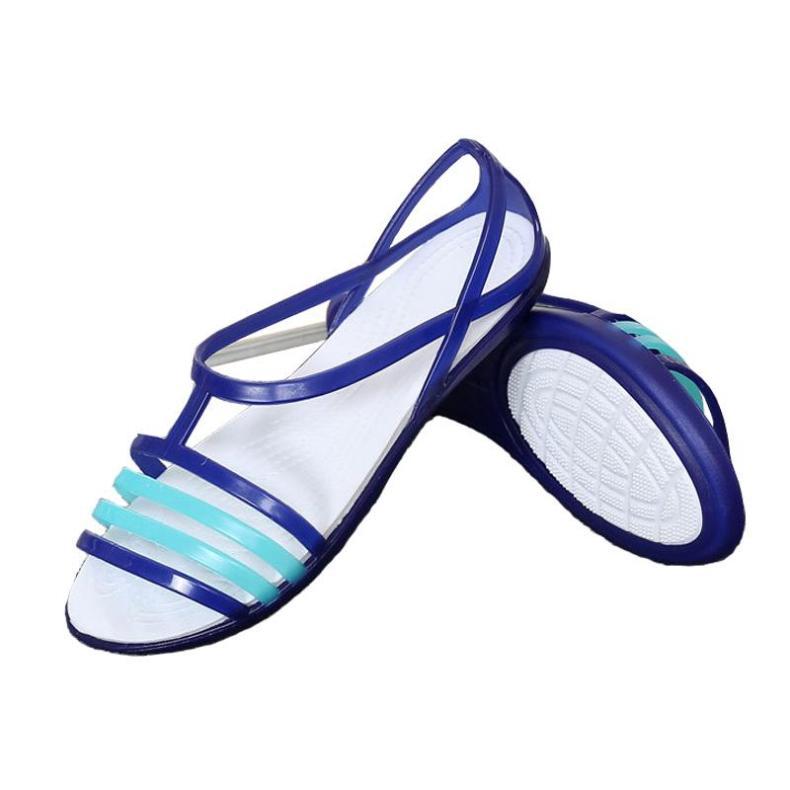 Giày Sandal nhựa cao cấp nhẹ chân hàng xuất 2 giá rẻ