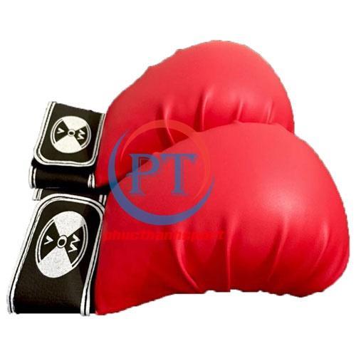 Deal Khuyến Mãi Găng Tay Tập Võ Karate (đỏ)