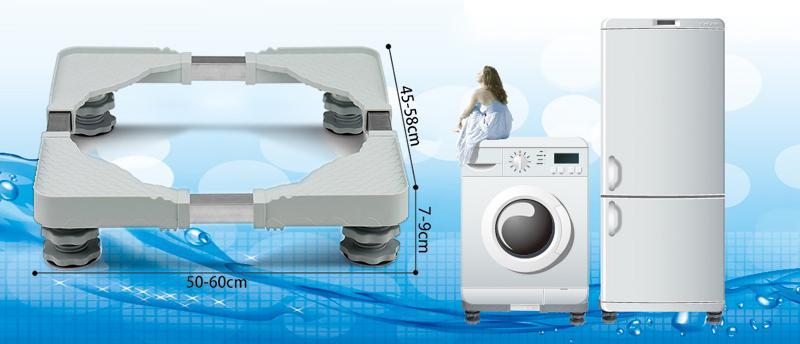 Kệ tủ lạnh, máy giặt đa năng điều chỉnh kích thước, ke tu kanh, may giat da nang dieu chinh kich thuoc