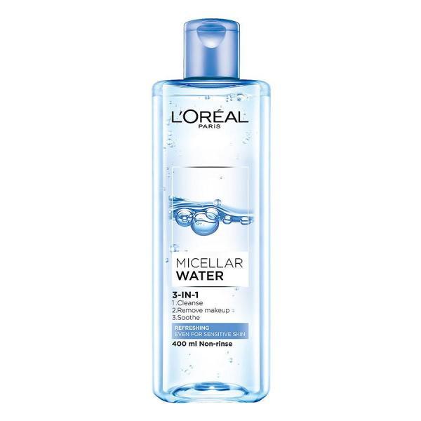 Nước Tẩy Trang LOreal Paris Micellar Water 400ml (nắp Xanh) giá rẻ