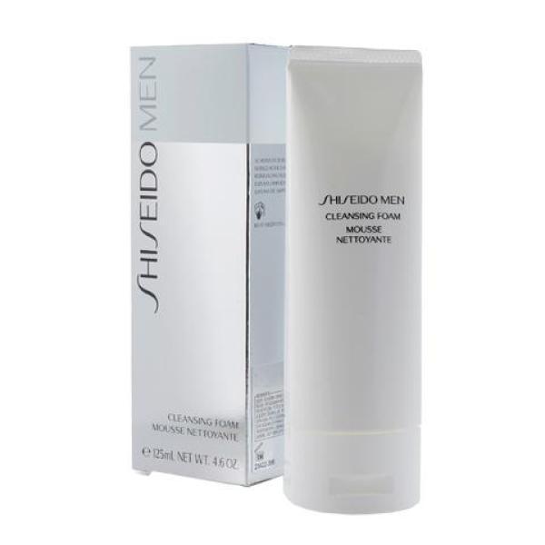 Sữa Rửa Mặt Shiseido Men Cleansing Foam 125ml cao cấp