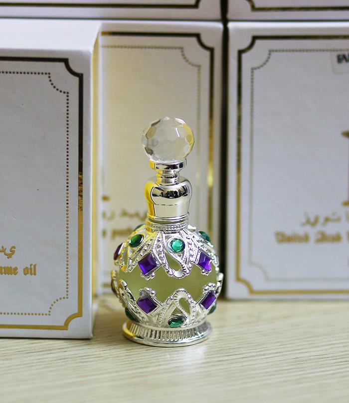Tinh dầu nước hoa Dubai (trắng)