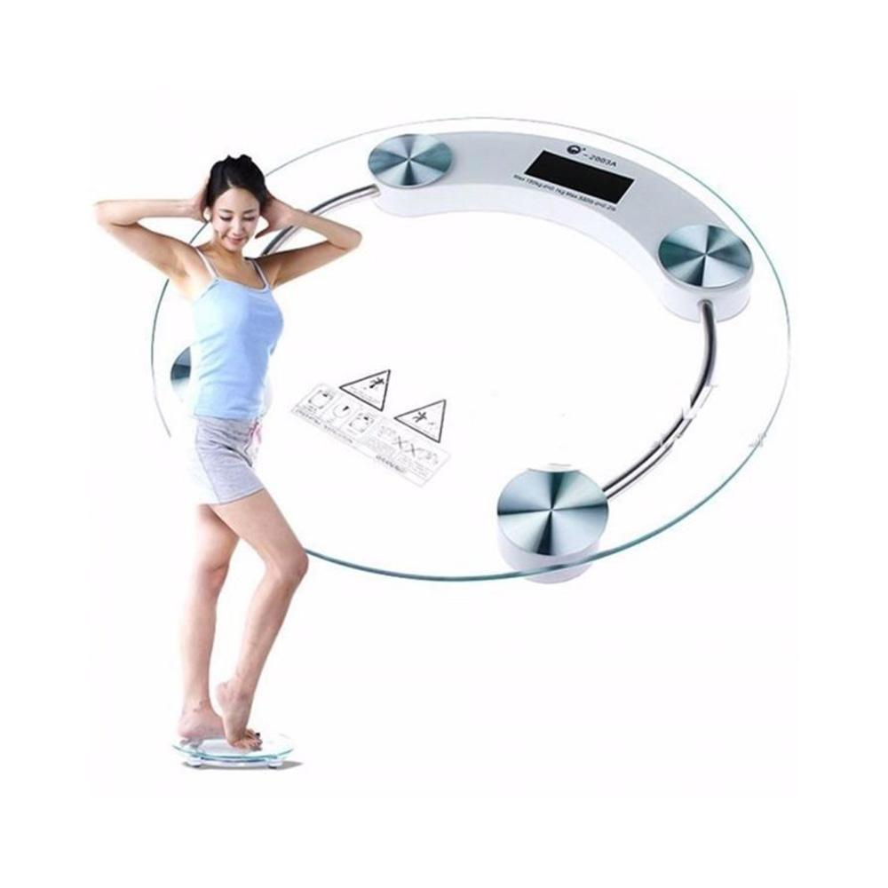 cân tròn điện tử ( đo sức khỏe )