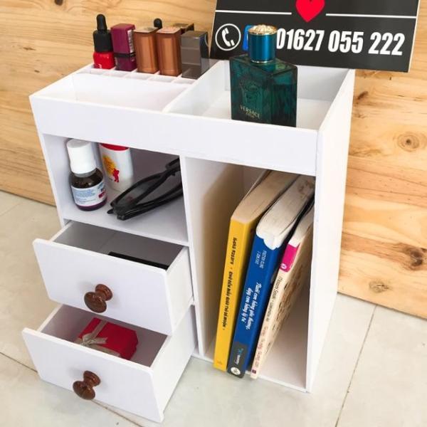 Tủ mini đựng mỹ phẩm , sách , đồ dùng cá nhân , khay son , kệ mỹ phẩm.