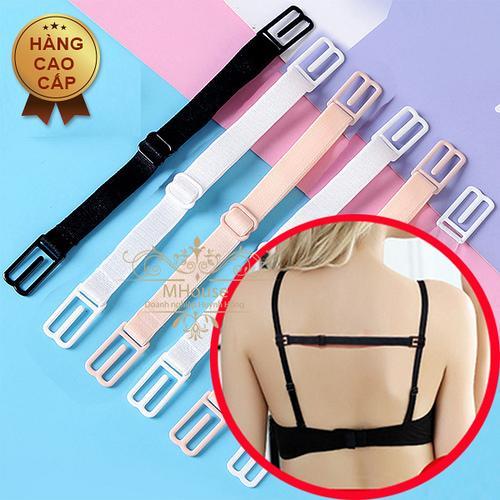Hình ảnh Combo 3 dây cố định áo ngực tránh tuột dây. Giấu dây áo sát nách, áo ba lỗ.