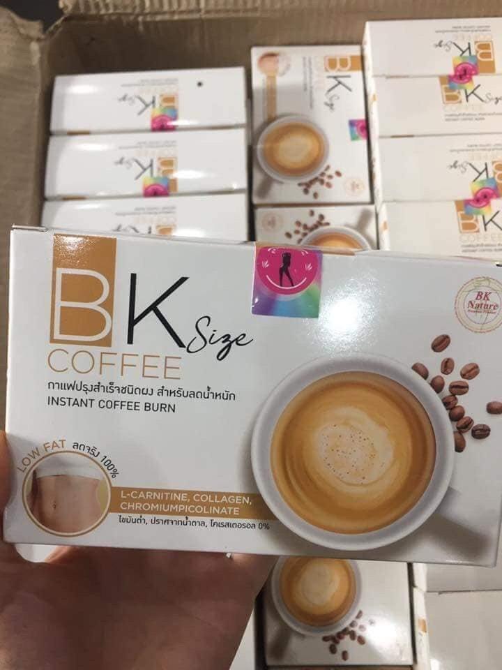 Cafe Giảm Cân BK SIZE Coffee nhập khẩu