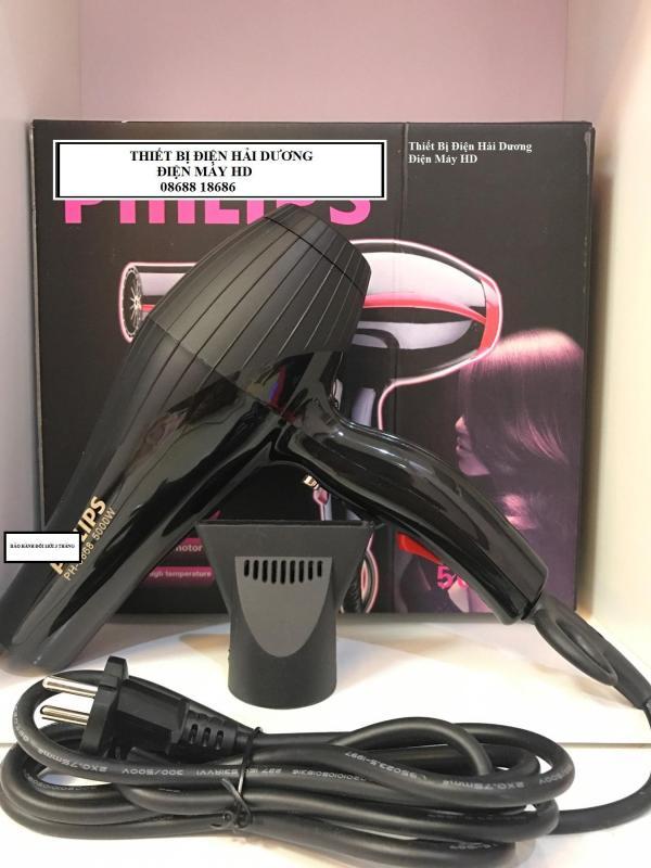Máy sấy tóc cao cấp PL PH-9868/1761  2 Chiều 5000W (Đen)