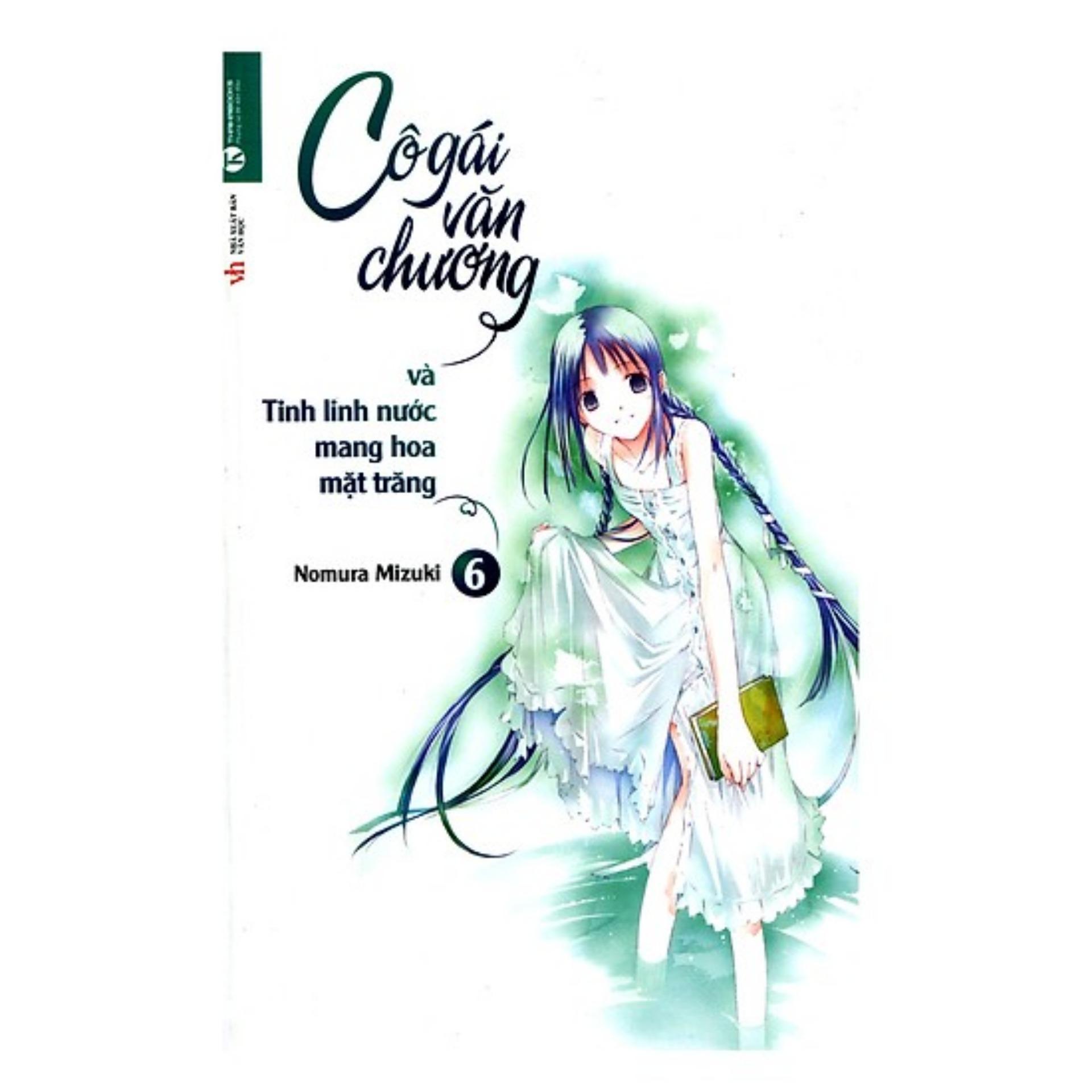 Mua Cô gái văn chương và tinh linh nước mang hoa mặt trăng - Tập 6 (TB)