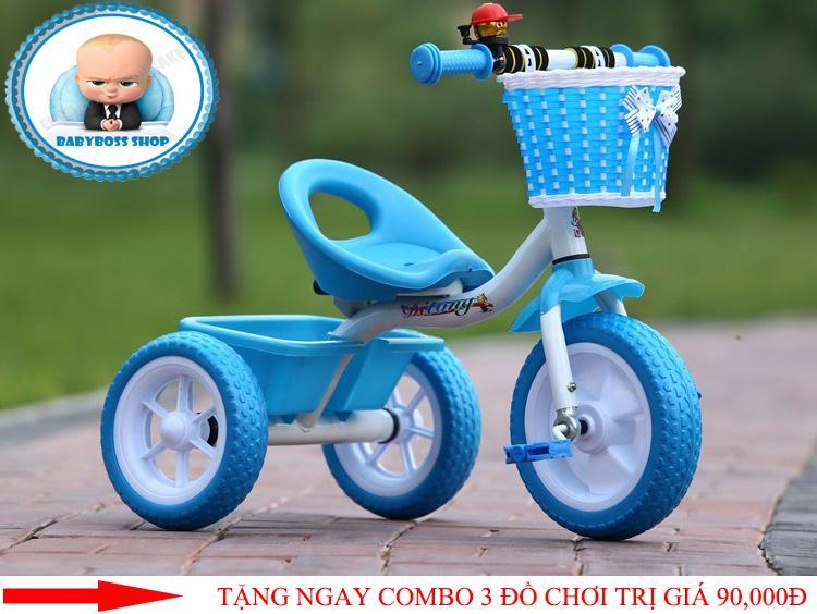 Xe đạp 3 bánh cho bé / Xe 3 bánh / Đồ chơi vận động cho bé