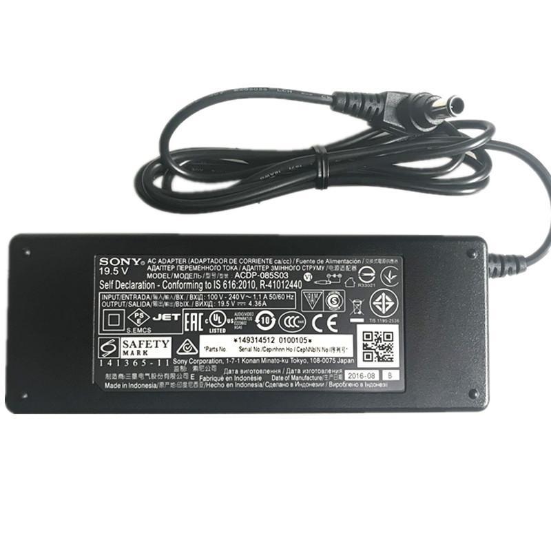 Bảng giá Adapter nguồn tivi sony 19.5V 4.4a 4.35-4.36A-4.7A (85w) bản gốc