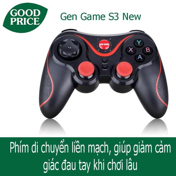 Tay cầm chơi game Gen Game S3 New