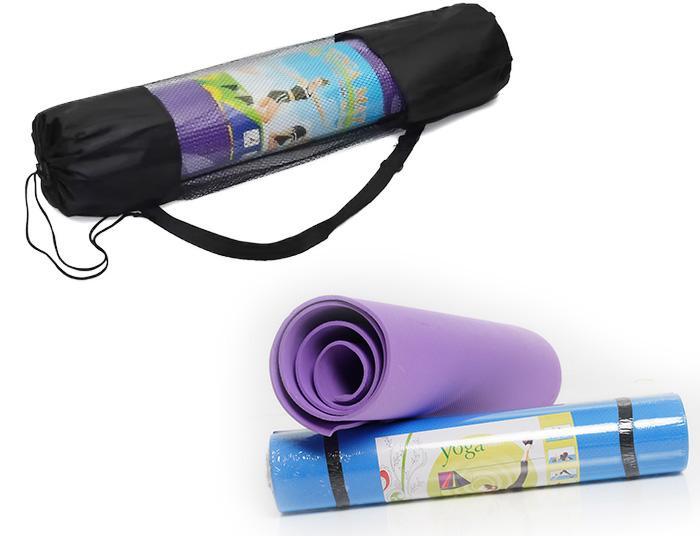 Hình ảnh Thảm tập Yoga loại dày kèm túi đựng HD HDM105