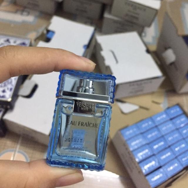 Nước hoa mini Versace Eau Fraiche 5ml