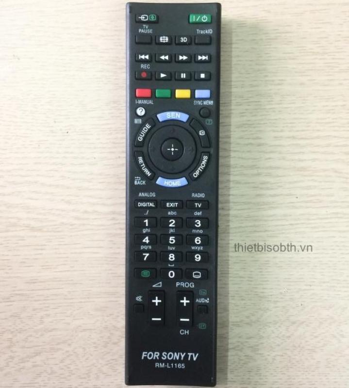 Bảng giá Điều khiển cho tivi Sony-LCD, Let, Internet Tivi,…