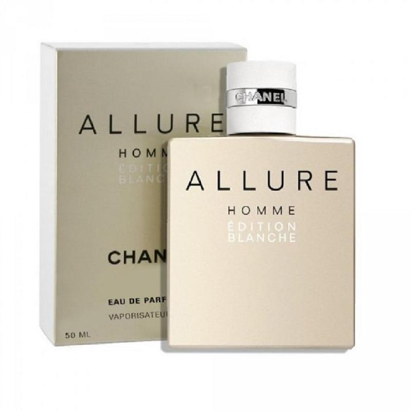 NƯỚC HOA NAM CHANEL ALLURE HOMME ÉDITION BLANCHE EAU DE PARFUM 50ML