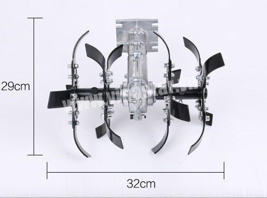 Đầu xạc cỏ cánh cong - GX35- ABG shop