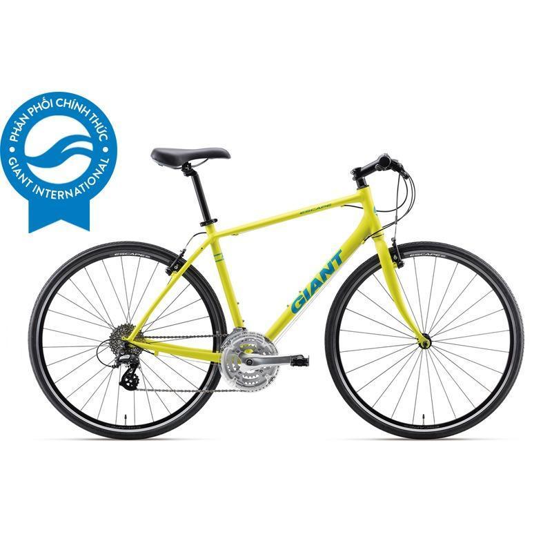 Phân phối Xe đạp đua GIANT ESCAPE R3 - Size XS (Vàng chanh)