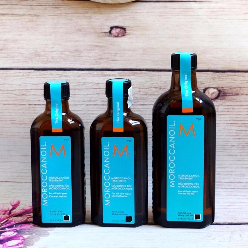 Tinh dầu dưỡng tóc Moroccanoil Treatment Original 10ML- 25ML-100ML-125ML-200ML nhập khẩu