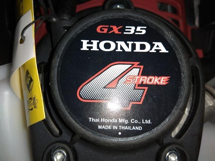 Động cơ máy cắt cỏ Honda xịn nhập khẩu thái lan- Có mã máy trùng seri vỏ hộp (chỉ có 1 động cơ)