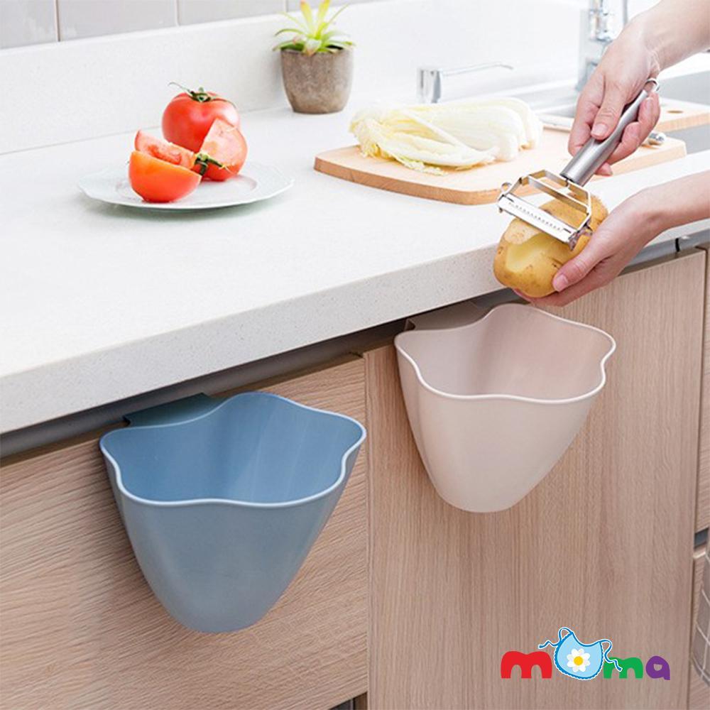 Hình ảnh Khay, Hộp, Thùng, đựng rác treo cánh cửa tủ bếp tiện dụng-Giỏ đựng rác dụng cụ nhà bếp thông minh_HL010