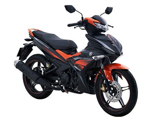 Xe Yamaha Exciter RC 2019 (Cam Đen) + Tặng nón bảo hiểm, áo mưa, móc khóa xe