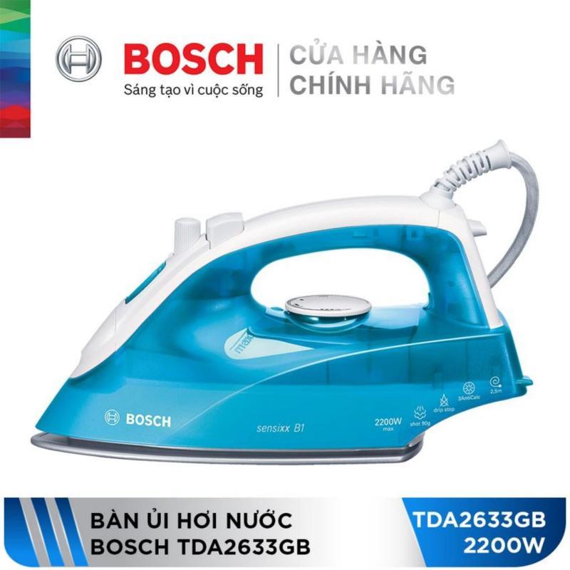 Bàn ủi hơi nước Bosch TDA2633GB (2200W)
