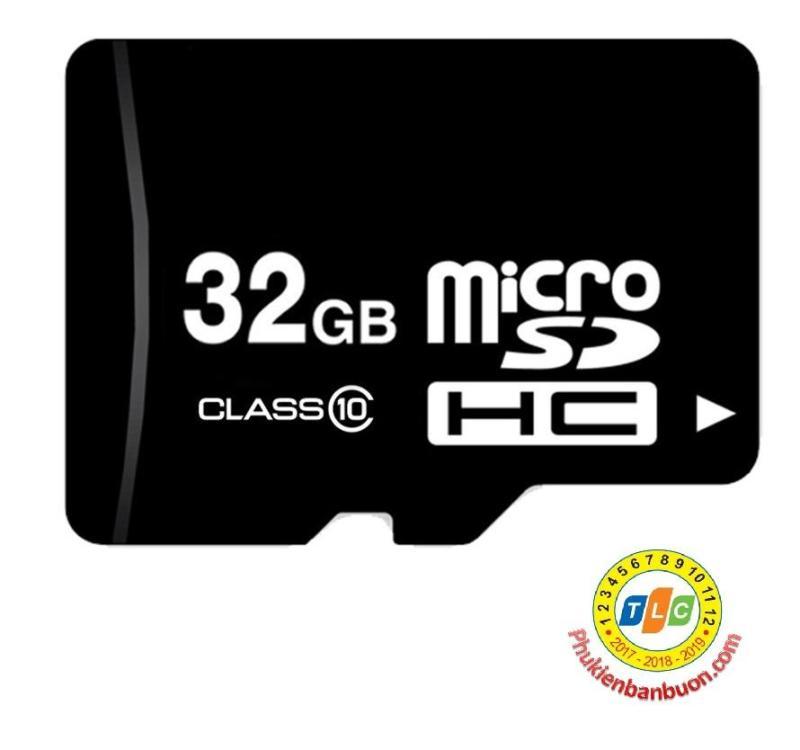 Thẻ Nhớ 32GB 16GB 8GB 4GB 2GB chạy camera IP -  Bảo Hành 12 tháng - Lỗi 1 đổi 1