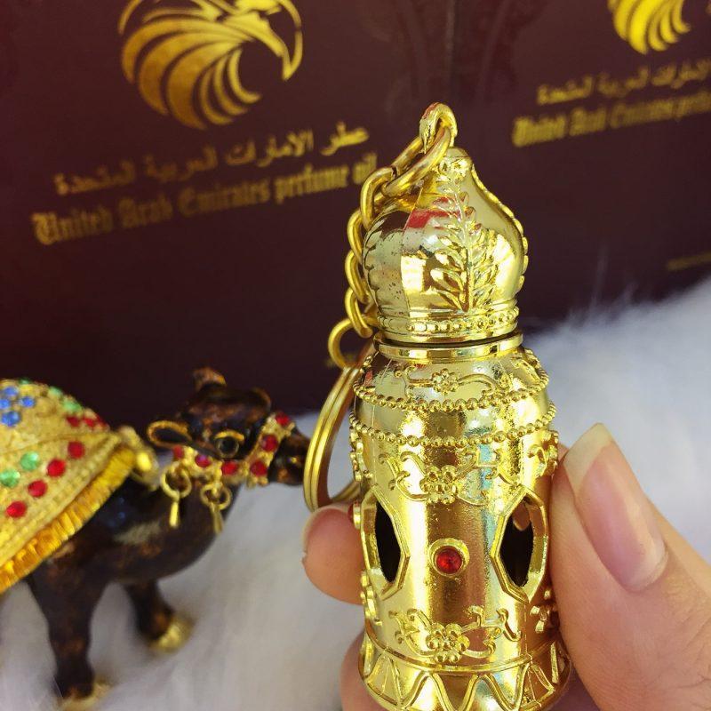 Móc Khóa Tinh Dầu Nước Hoa Dubai, đang hot nhập khẩu
