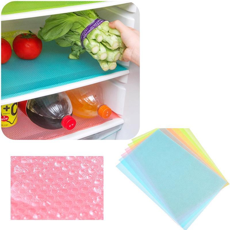 Hình ảnh Bộ 4 miếng lót làm sạch tủ lạnh Không có đánh giá
