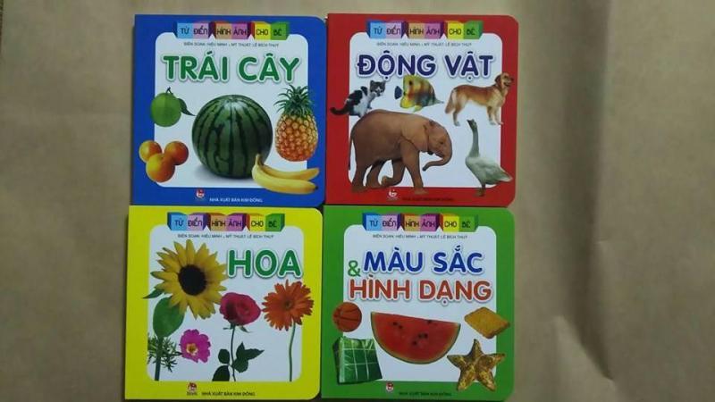 Mua Sách - Từ điển hình ảnh cho bé