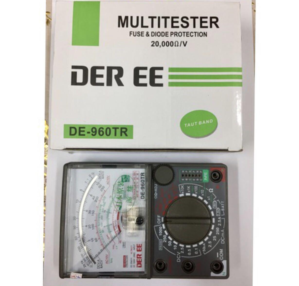 Đồng hồ đo điện 960