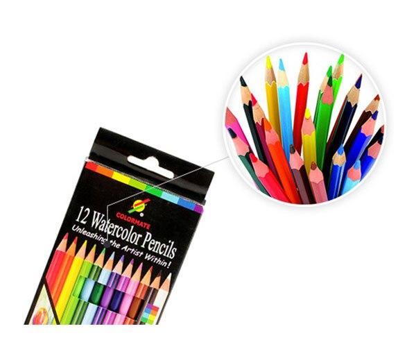 Mua Bộ 12 chì màu thường hộp giấy Colormate