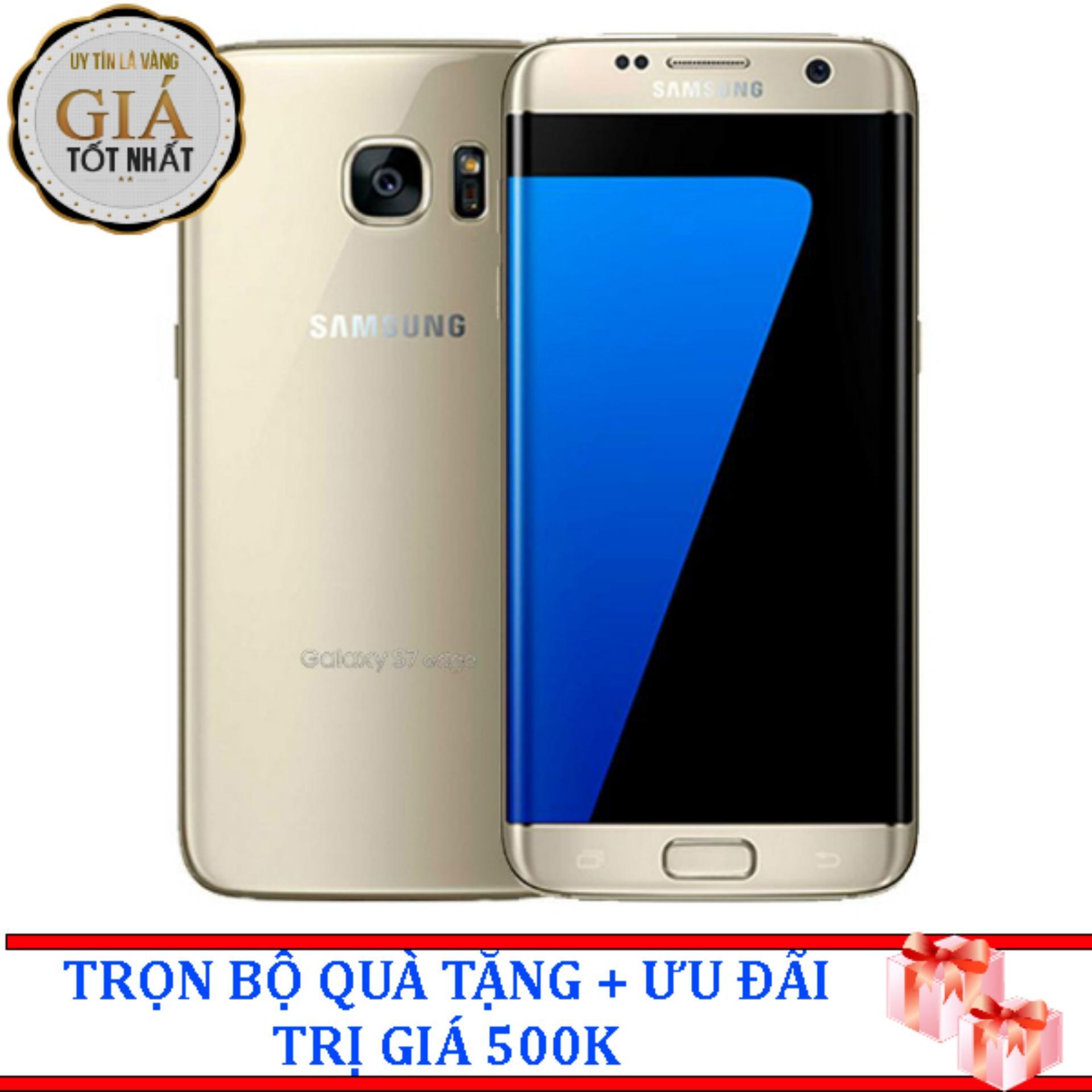 Bán Mua Samsung Galaxy S7 Edge 32Gb Vang Hang Nhập Khẩu