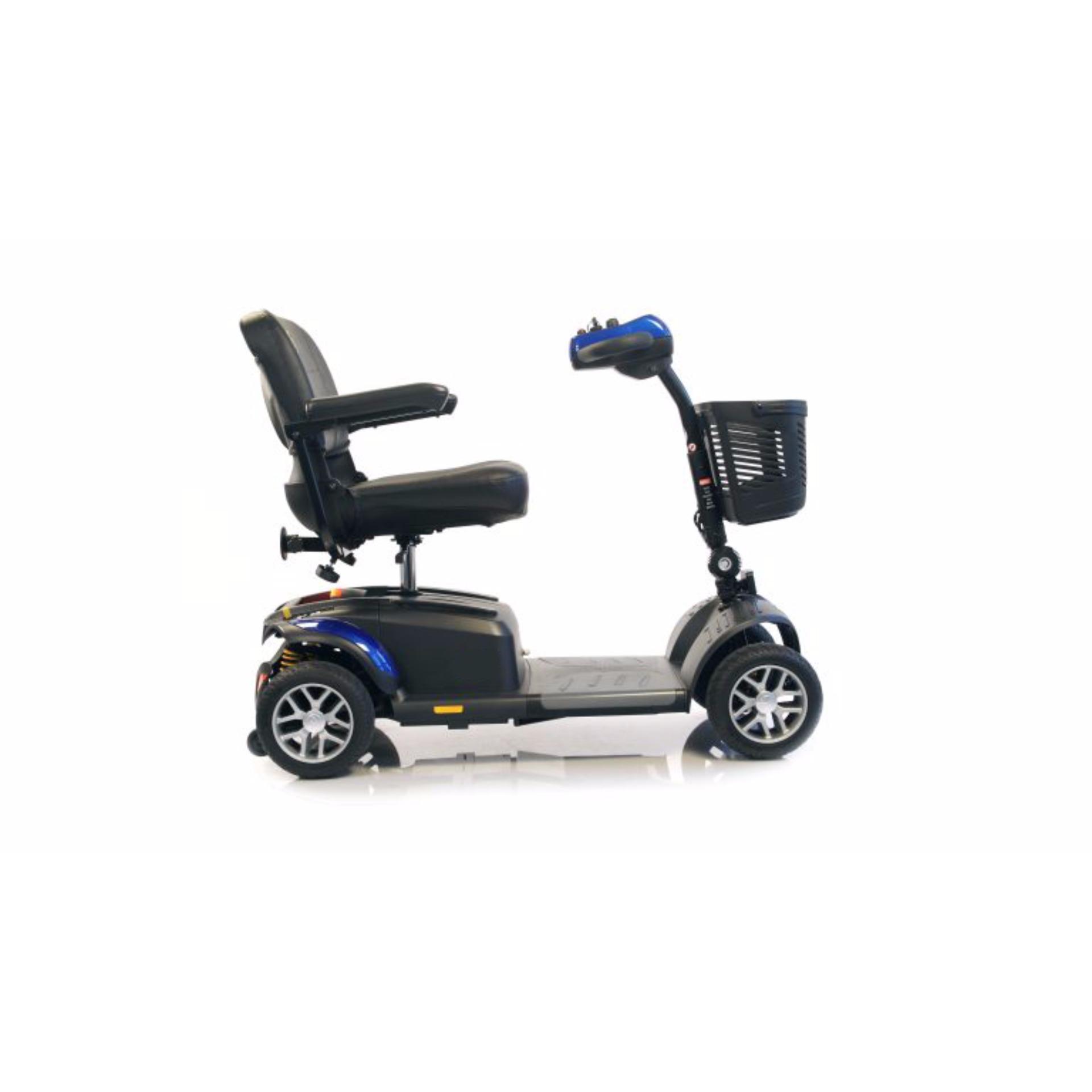 Xe lăn điện cao cấp Eurocare Omega chính hãng
