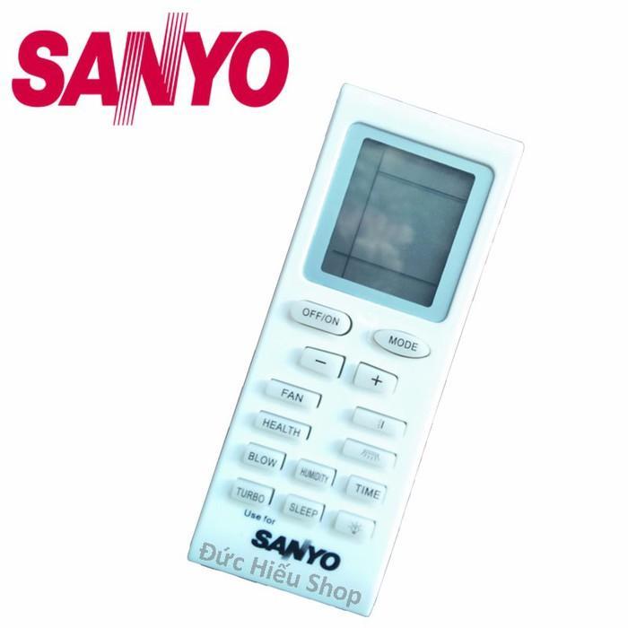Remote điều Khiển Máy Lạnh SANYO - Remote điều Khiển điều Hòa SANYO - Đức Hiếu Shop Đang Ưu Đãi Giá