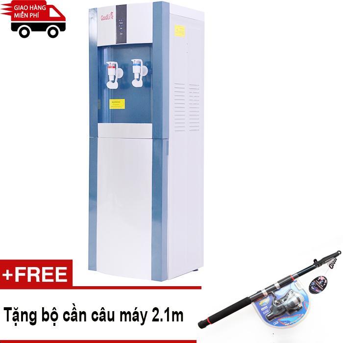 Kachi - Cây lọc nước nóng lạnh Goodlife GL-LN06 + Tặng bộ cần câu máy 2.1m