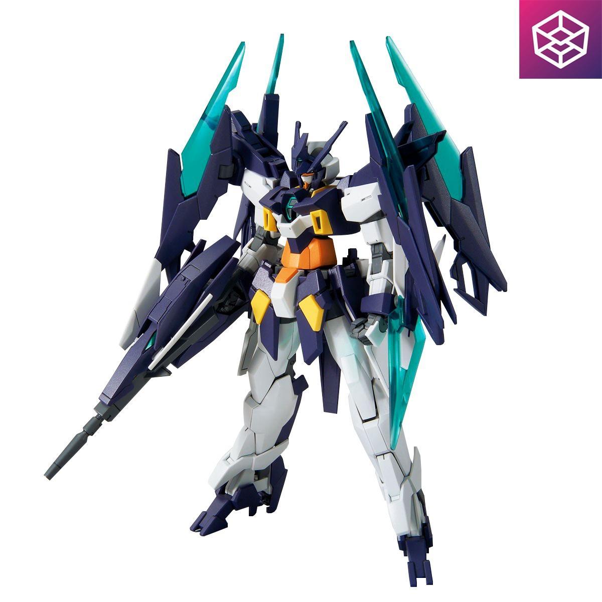 Mô Hình Lắp Ráp Gundam Bandai Hgbd 001 Gundam Age Ii Magnum [gdb] [bhg] By Box8.