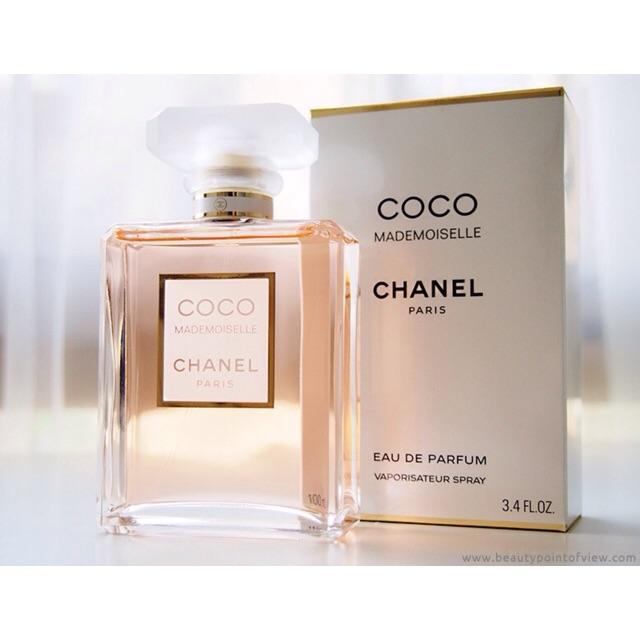 Nước hoa Chanel Coco Mademoiselle 100ml - authentic