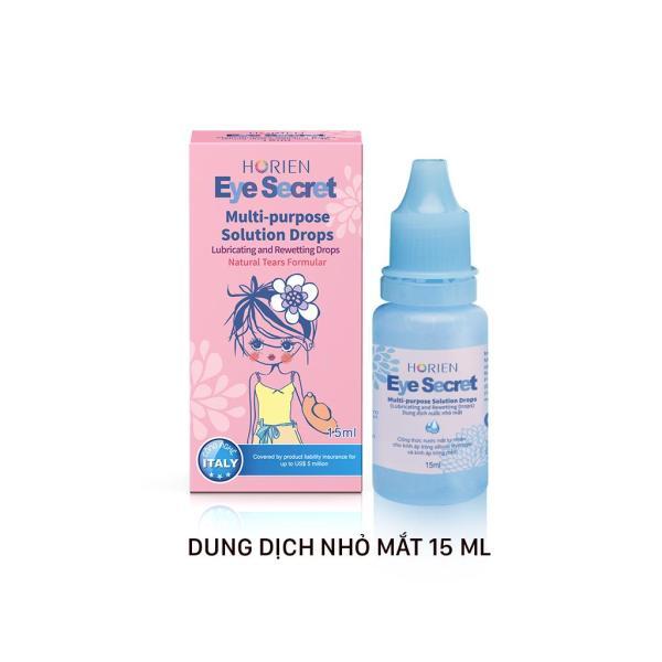Nước nhỏ mắt Eye Secret 15ml giá rẻ