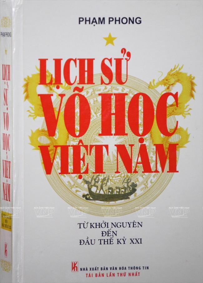 Mua Lịch Sử Võ Học Việt Nam - Phạm Phong