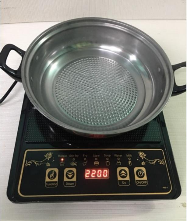 Hình ảnh Bếp Điện Từ Misushita THAILAND MS-1110(tặng kèm nồi lẩu đa năng)