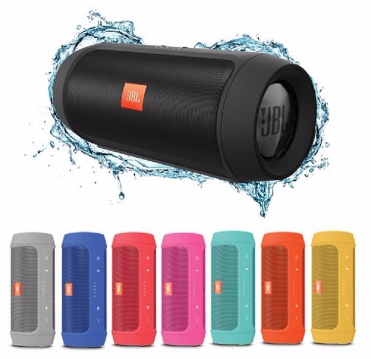 Hình ảnh Loa Bluetooth JBL Charge 2+ (Âm thanh cực hay)