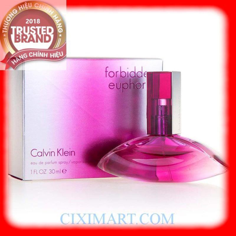 Nước hoa nữ Calvin Klein-Euphoria Forbidden- 100ML