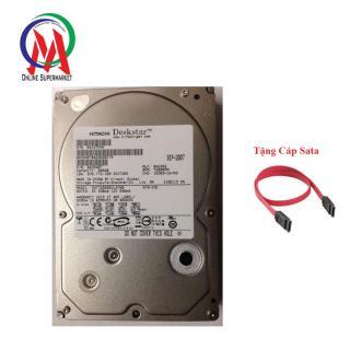 Ổ cứng PC 500GB Hitachi BH 24T tặng cáp sata thumbnail