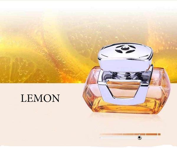 Nước hoa WINE Korea 65ml AW-A01 cho xe hơi Hương Lemon (Vàng) BH453