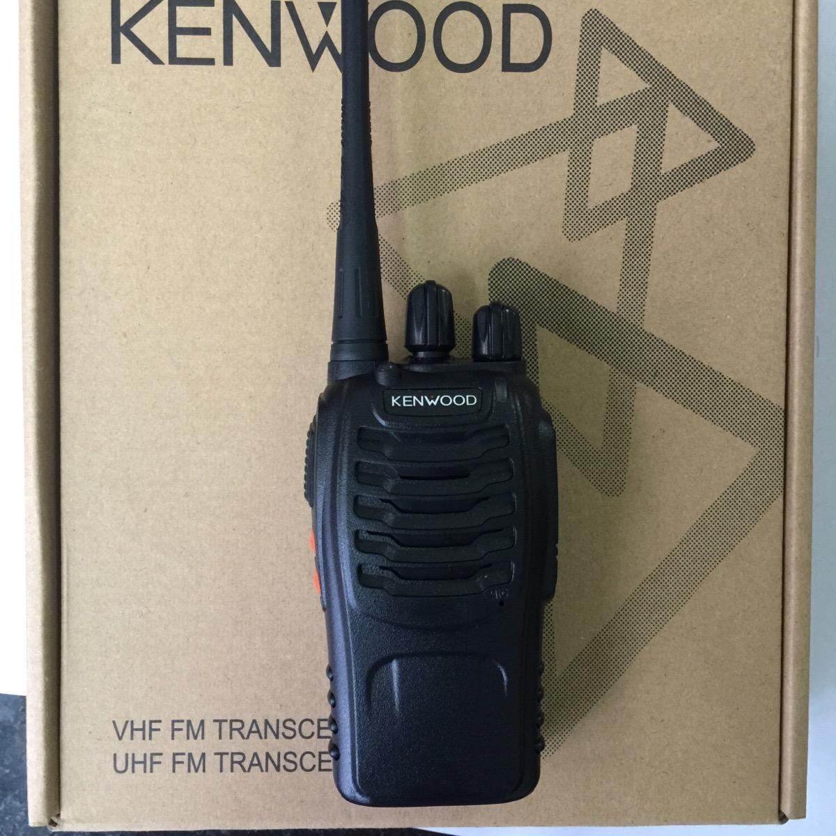 Hình ảnh Bộ 2 Máy bộ đàm Kenwoodd TK-308