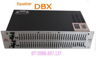 lọc xì equalizer dbx 231S - TẶNG 2 dây canon thumbnail