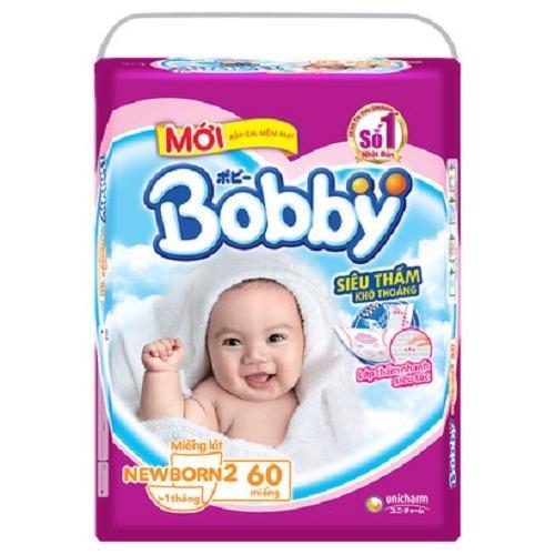 Combo 2 Tui Miếng Lot Bobby Newborn 2 60 Miếng Cho Be Tren 1 Thang Việt Nam Chiết Khấu 50