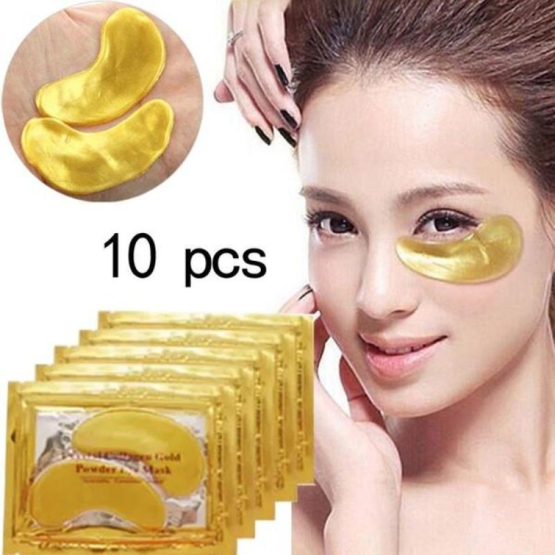Combo 10 cặp mặt nạ mắt collagen nhập khẩu